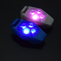 Lowest price 0.2ft LED Lamp Flashing clip Light Bicycle