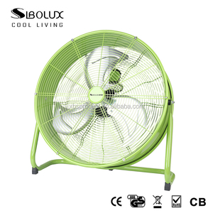 New Design 3pcs Metal Blades 140w Powerful Air Cooling 26'' High Velocity Fan Ventilator