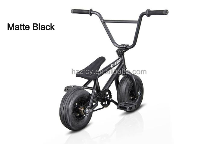 high quality OEM children and adult small wheel micro BMX bike freestyle bicycle