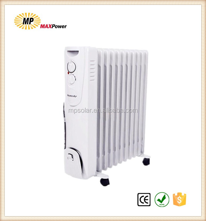 2015 New design electrical room oil filled heater OEM from China