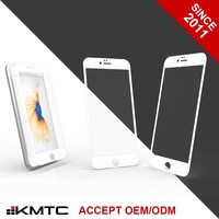 "KMTC ODM New 3D 9H Hardness Mobile Phone Screen Protector Machine for iphone 6 4.7"" WH"