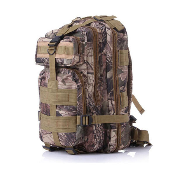 Custom Outdoor Sport Camping Camo Military tactical Backpack Bags