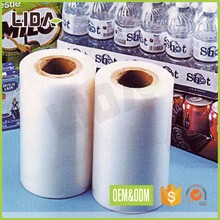 PVC shrink sleeve label and wrap film