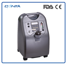 CE marked 5L portable oxygen concentrator/oxygenerator