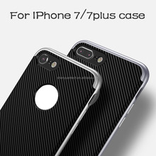 2017 Ultra Slim Colorful TPU+PC Case for Apple iPhone 7,for iPhone 7 tpu case