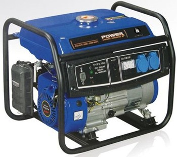 KBG-2701 power gasoline generator