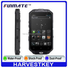 New professional XV 4.3inch 13M Camera ip68 waterproof rugged mobile phone