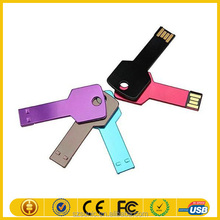 New product usb flash drive key shape with hight quality