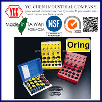 Taiwan factory Genuine YCC seal rubber o ring