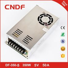 S-350-5 single output led power supply 350w 5v electronical switch power supply
