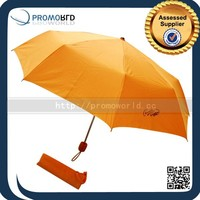 2015 Automatic Waterproof 3 Folding Umbrella With Case