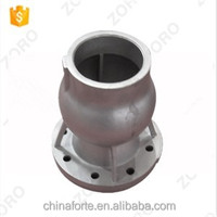 Free sample available supply OEM grey or ductile vermont investment aluminium casting machine