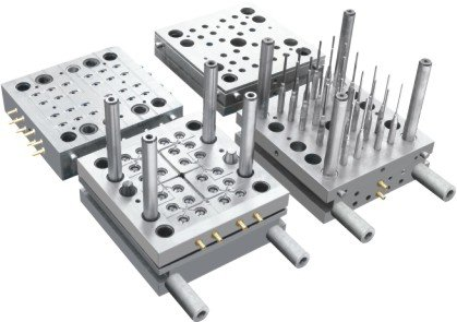 Reactable AD syringe production line