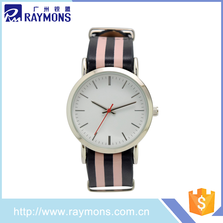 Custom logo ladies wrist watches With Promotional Price
