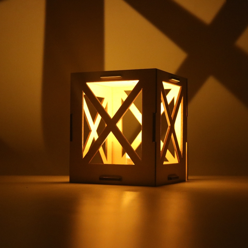 Candle holder for wedding decoration