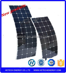 high efficiency sunflex solar panel flexible monocrystalline prices