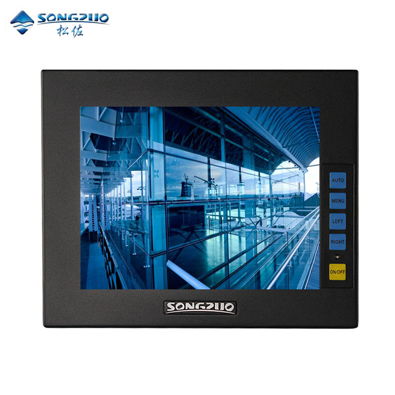 High Quality Cheap 1024*768 8.4 Inch Tft Lcd Monitor customize high brightness monitor