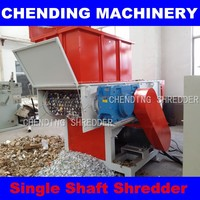 China CHENDING new small metal shredder