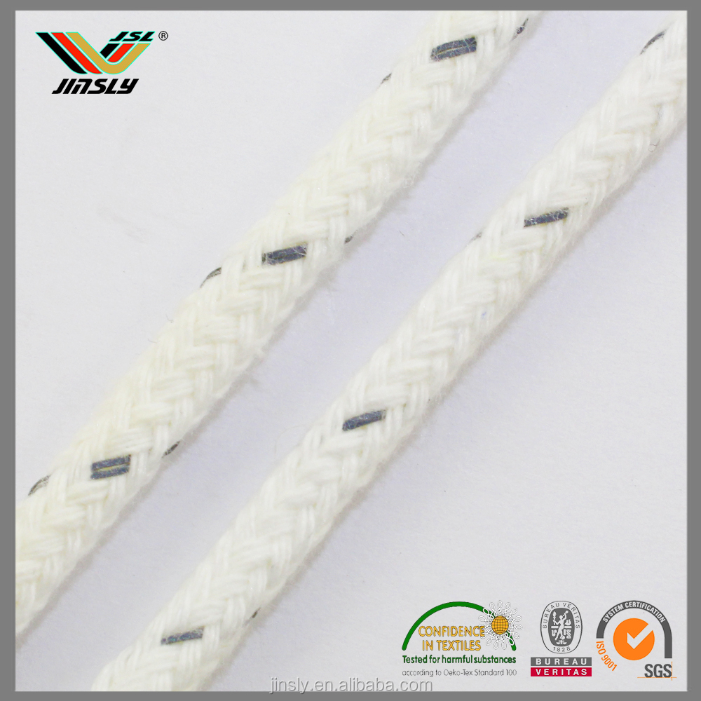 flat cotton cord cotton piping cord cotton cord for wholesale