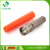 Mini red super bright wand led traffic baton warning torch flashlight for police
