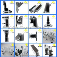 China Inward Tilt and Turn Window PVC Profile good quality