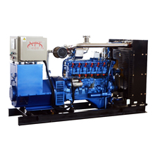 100kw NPT brand natural gas generator fuel consumption