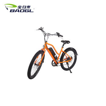 Wholesale Imported new cheap 2018 tire fat electric bike 48v 500w