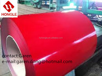 Color Steel Coil/Prepainted Galvanized Steel Coil/PPGI for Roofing and Construction