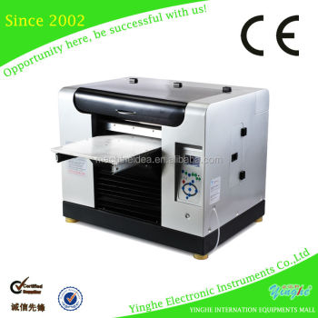 high resolution flatbed printing machine in Guangzhou