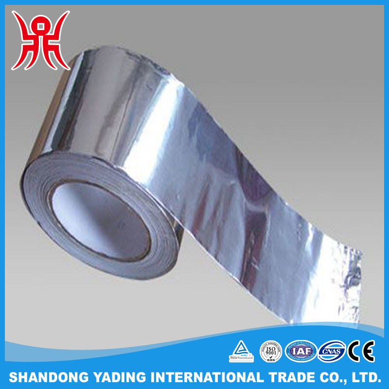 Self adhesive flashing membrane bitumen tape