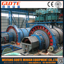 China Manufactured Ball mill and air classifying production line for silica power