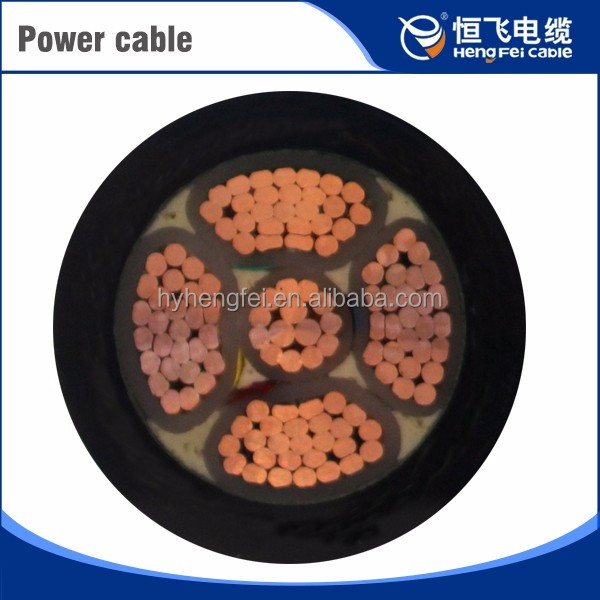 Robot Dedicated Flexible Power Cable Wire 10mm