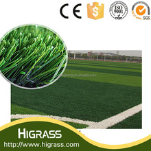 High density Non-filling sports artifificial grass surface flooring carpet