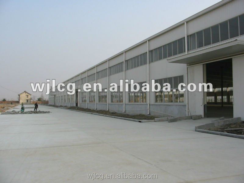 Prefab Building Shed House / Prefabricated Garden Shed Factory