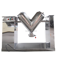 factory directly easy emptying and cleaning horizontal ribbon spice mixer