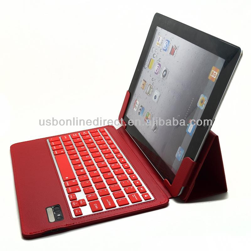 US$0.5 off for ipad 5 ipad air bluetooth keyboard case