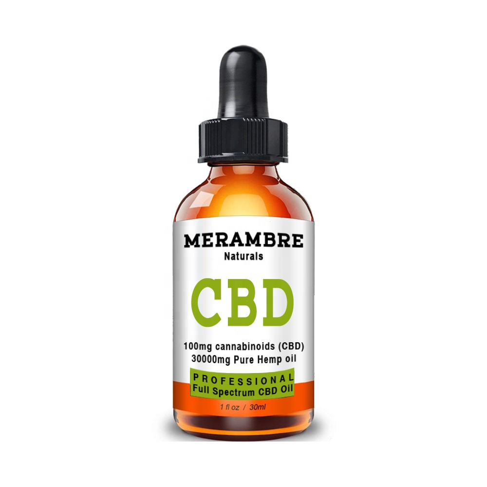 Wholesale OEM ODM Organic Private Label CBD <strong>Oil</strong> 30000MG Pure Natural CBD Hemp <strong>Oil</strong> 100MG CBD Tincture <strong>Oil</strong> For Vape Food