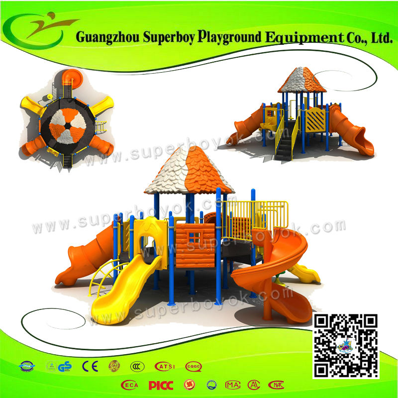 Superboy Plastic Toy Backyard Play Structures 1-22N