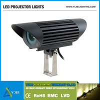 YJX-0035 IP65 PF0.9 RGB 110V 220V 240V 20W led left and right light up and down wall spot projector led flood light