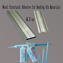 High Impact and Vibration Resistance Metal Structural Adhesive for bonding Alu Materials
