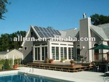 2012 new deisgn 5000W home solar system project