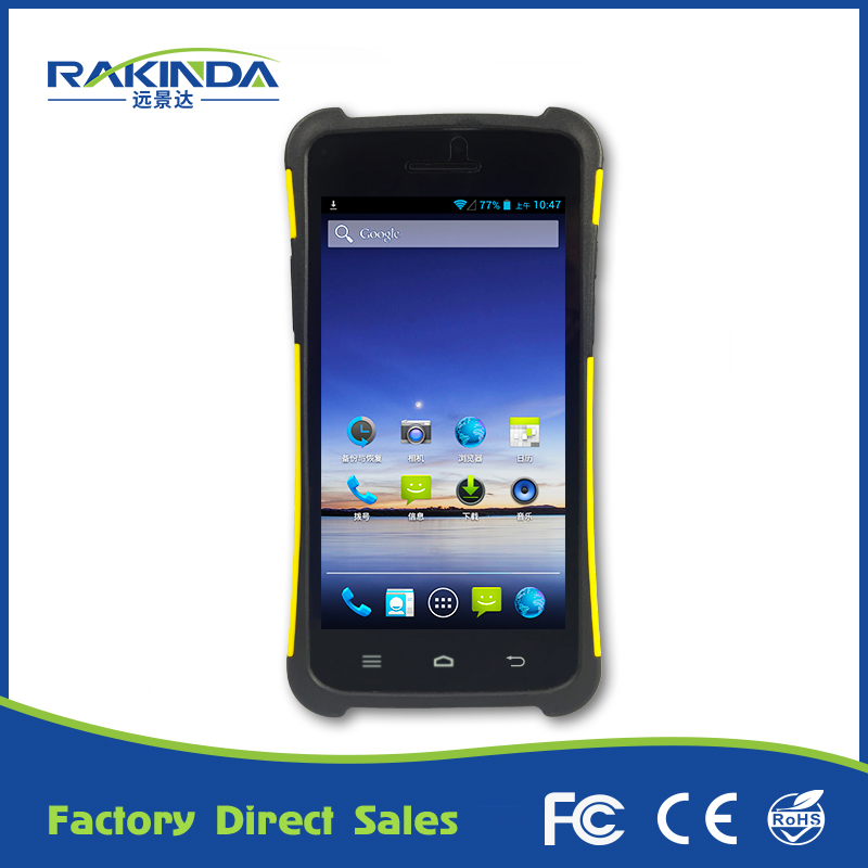 Industrial android pda wifi handheld android rugged pda barcode scanner 2D Barcode scanner