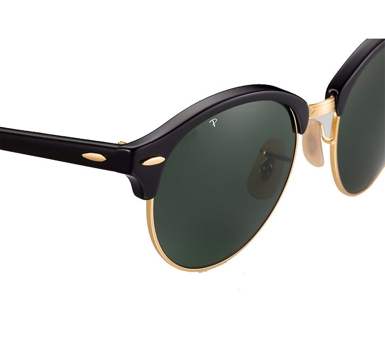 Glasses Frame Ends : High-end Clubmaster Optics Prescription Eyeglasses 5154 ...