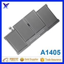Original laptop battery for Apple a1405, a1466 2012, 7.3v 50wh