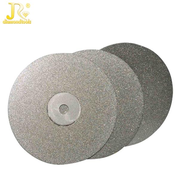 electroplating diamond profile surface grinding wheels