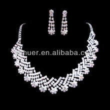 Latest fashion heavy indian bridal jewelry sets