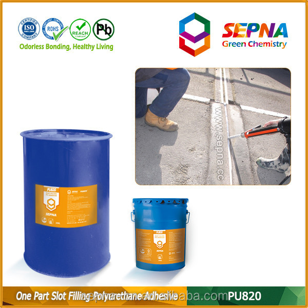 polyurethane sealant for concrete brige caulking compound self leveling joint compound road construction material