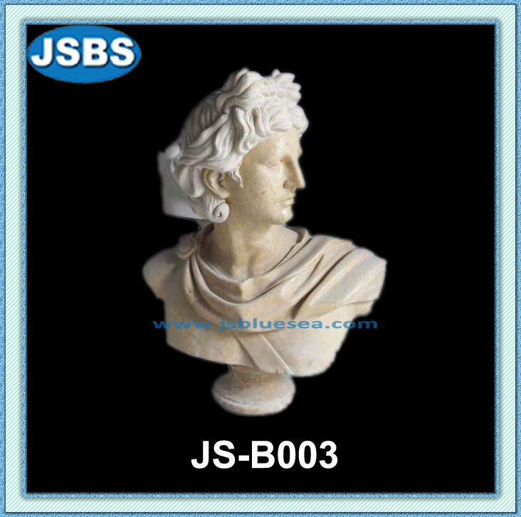 Home Decoration Stone Carved David Famous Busts