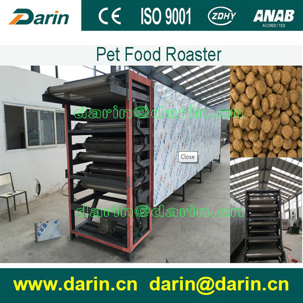 Wheat , rice , corn , defatted soy flour Pet Food Extruder fish feed extruder machine