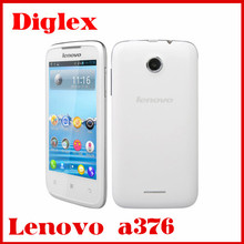 Cheap 4.0 inch lenovo a376 dual core mtk 6577 1.2GHZ 512MB+4GB android 4.0 Wifi GPS with high qaulity